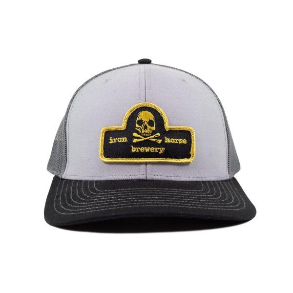 Patch Trucker Hat - Gold