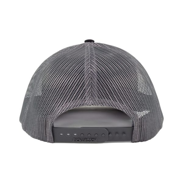 Patch Trucker Hat - Gold 2