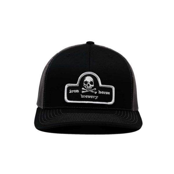 Patch Trucker Hat - Black 2