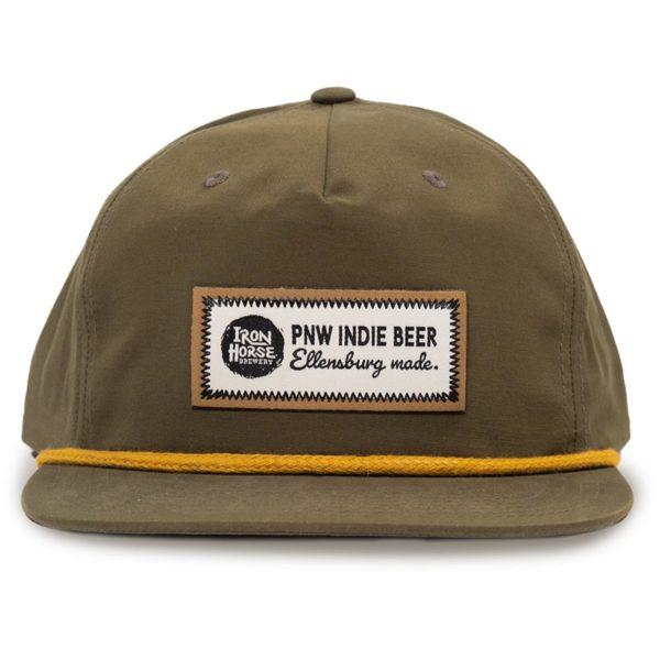 Indie Beer Patch Hat 8